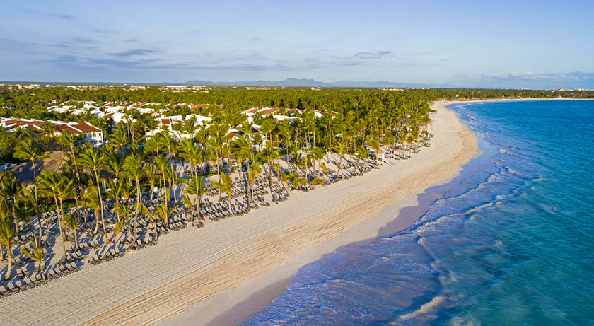 Фитнес туризм Доминиканы Occidental Punta Cana 5*
